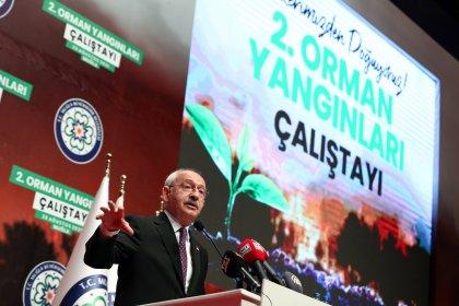 Kılıçdaroğlu'ndan orman yangınlarıyla ilgili 5 soru