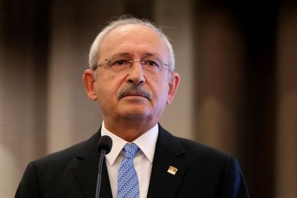 Kılıçdaroğlu'ndan 'Rauf Denktaş' mesajı