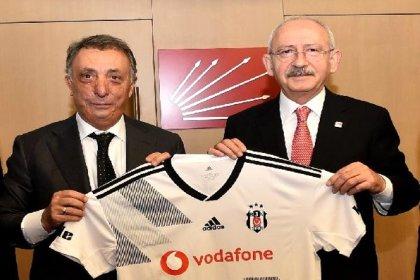 Kılıçdaroğlu'ndan Şampiyon Beşiktaş mesajı