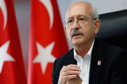 Kılıçdaroğlu'ndan Süleyman Soylu'ya başsağlığı telefonu
