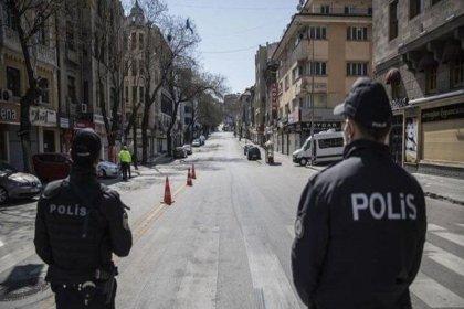 Kısıtlamaya uymayan 66 bin 161 kişiye ceza kesildi