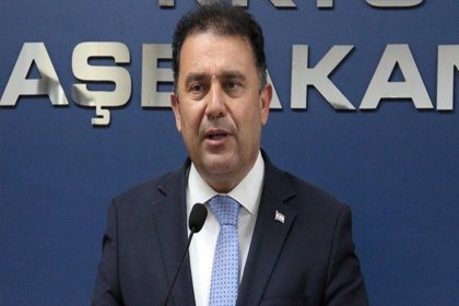 KKTC Başbakanı Saner'in müstehcen görüntülerine ilişkin gözaltı kararı