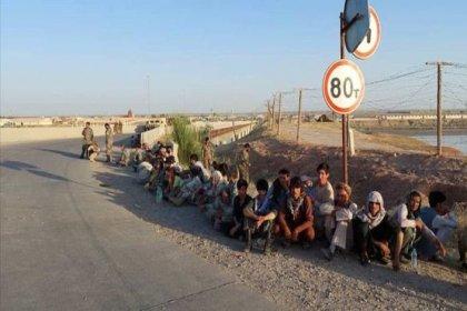 Kocaeli'de yolcu otobüsünde 68 kaçak göçmen yakalandı