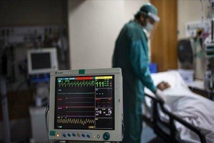 Koronavirüs salgınında ölenlerin sayısı 2 milyon 65 bini, vaka sayısı 96 milyon 633 bini aştı