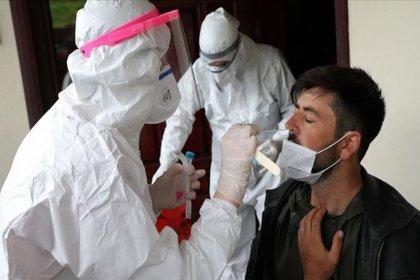Koronavirüs testlerinde pozitiflik oranı son 10 günde yaklaşık 2 kat arttı