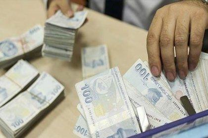 Kredi borçları bir haftada 6,4 milyar lira arttı