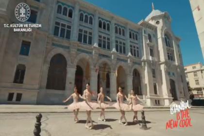 Kültür ve Turizm Bakanlığı'ndan eleştiri alan 'İstanbul' filmi: 'Yıkmaya çalıştığınız düzeni reklam malzemesi yapmanız manidar olmuş'
