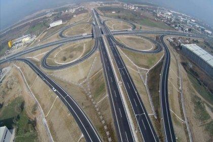 Kuzey Marmara Otoyolu'nun maliyeti 2 milyar 186 milyon dolar arttı