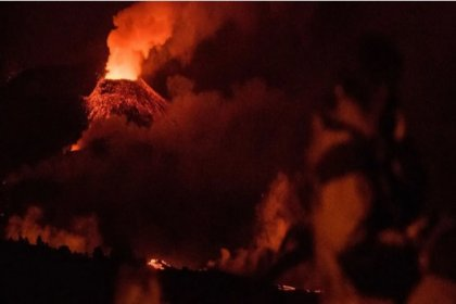La palma'da patlamalar artışa geçti