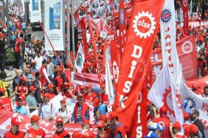 Limter-İş Sendikası yöneticilerinin gözaltına alınmasına DİSK'ten tepki