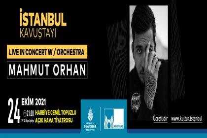 Mahmut Orhan'dan iki perdelik müzik şöleni