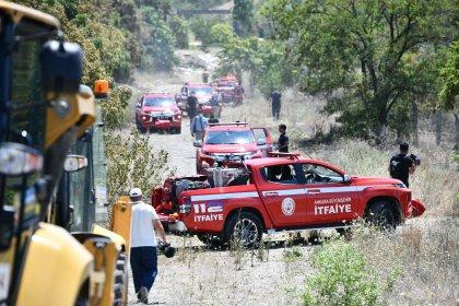 Mansur Yavaş duyurdu: Ankara'da bir itfaiyeci hayatını kaybetti