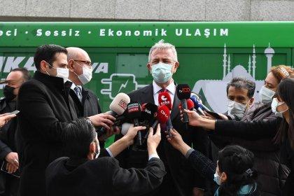 Mansur Yavaş duyurdu: Bundan sonra Ankara'nın sokaklarında elektrikli otobüsler göreceğiz