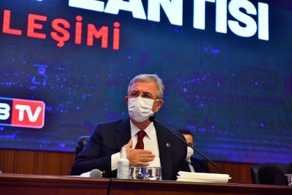 Mansur Yavaş: Hedeflerimizi tutturduk, artık Ankara'da halkın adaletinden kuşku duyduğu bir yönetim yok