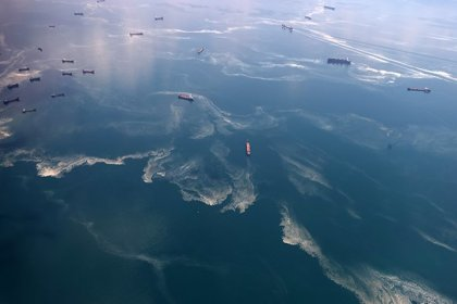 Marmara Denizi'nde hidrojen sülfür tehlikesi