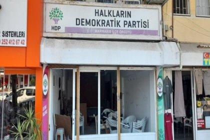 Marmaris'te HDP binasına silahlı saldırıda yeni gelişme