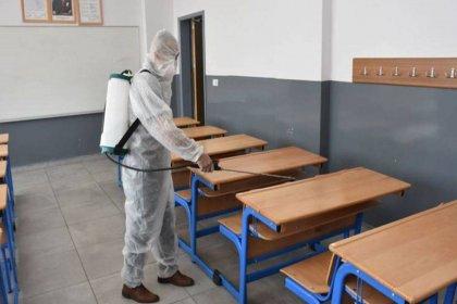 MEB: Covid-19 nedeniyle 2 bin 225 sınıf kapandı