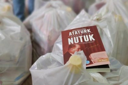 MEB duyurdu: Nutuk'u yasaklayan Çamlıyayla Milli Eğitim Müdürü görevden alındı