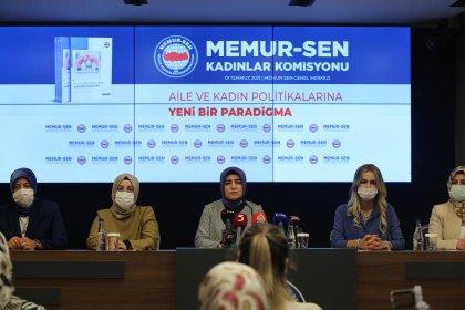 Memur-Sen raporundan: Kadına şiddet yersiz ve orantısız vurgulanıyor