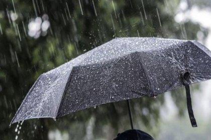 Meteoroloji'den 11 il için sağanak ve sel uyarısı