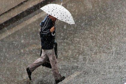 Meteoroloji'den 12 il için sağanak yağış uyarısı
