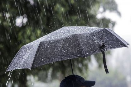 Meteoroloji'den 7 il için sağanak yağış uyarısı
