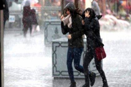 Meteoroloji'den kar, fırtına, yağmur uyarısı