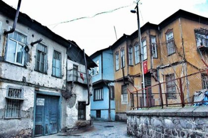 Mimarlar Odası Ankara Şubesi: Yahudi Mahallesi yıkım tehdidi altında