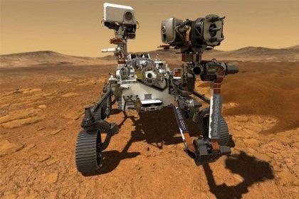NASA'nın uzay aracı Perseverance Mars'a başarılı iniş yaptı