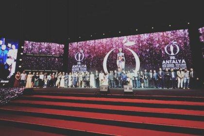 Oyuncular Sendikası'ndan 58. Antalya Film Festivali'nde ödül alan oyunculara tebrik mesajı