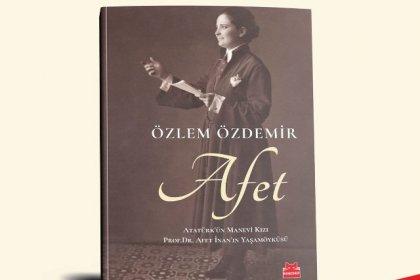 Özlem Özdemir'in yeni kitabı 'Afet' çıktı