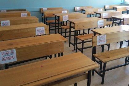 Pandemide 155 bin öğrenci okula gidemedi