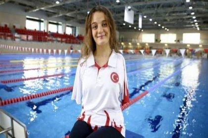 Paralimpik Yüzme Dünya Serileri'nde Sümeyye Boyacı'dan altın madalya