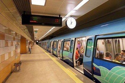 Pendik-Kaynarca-Tuzla Metro Hattı'nda tarihi tören