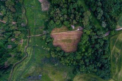 Polonya'nın 'Ölüm Vadisi'nde Nazi kurbanlarının mezarı bulundu