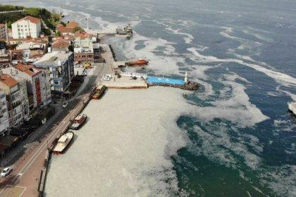 Prof. Naci Görür'den 'müsilaj' açıklaması: 'Asıl kirletici kaynak Karadeniz'dir, çıkartacağımız ders Kanal İstanbul'u asla yapmamak olmalıdır'
