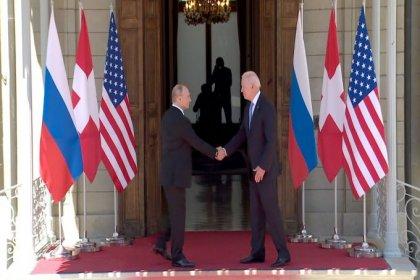 Putin ve Biden'dan ortak bildiri