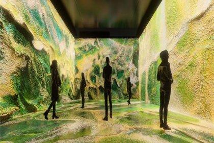 """Refik Anadol'un """"Makine Hatıraları: Uzay"""" sergisi ziyarete açılıyor"""
