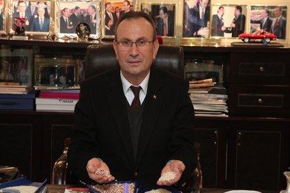 Reis Gıda Yönetim Kurulu Başkanı Mehmet Reis: Güneydoğu Anadolu Bölgesi'nde buğdayda yüzde 10-15 oranında bir kayıp bekleniyor