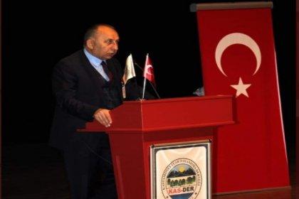 Remzi Şen yeniden Kas-Der Genel Başkanı seçildi