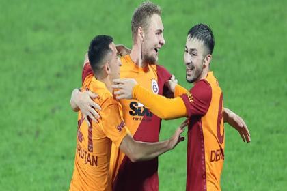 Rizespor 2-3 Galatasaray