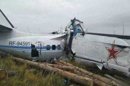Rusya'da uçak kazası: 16 ölü, 7 yaralı