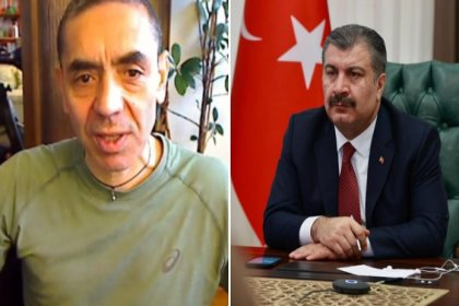 Sağlık Bakanı Dr. Fahrettin Koca, Prof. Dr. Uğur Şahin ile görüşmesi sonrası Biontech aşısının Türkiye'ye ayrılan kapasitesinin artacağını açıkladı