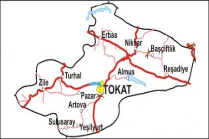 Sağlık Bakanlığı logolu haritada Alevi köyleri fişlendi