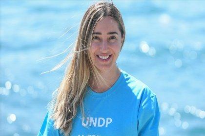 Şahika Ercümen Serbest Dalış Dünya Kupası'ndan 3 madalya ile döndü