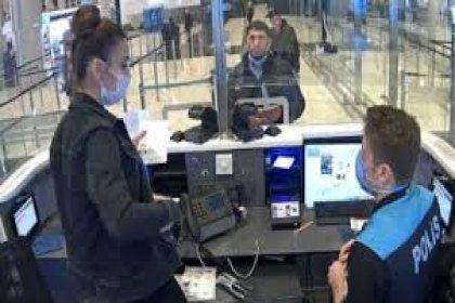 Sahte pasaportla kaçmaya çalışan IŞİD'li istanbul Havalimanı'nda yakalandı