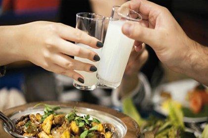 Sakarya'da alkol servisi yapılan tesislere mühür
