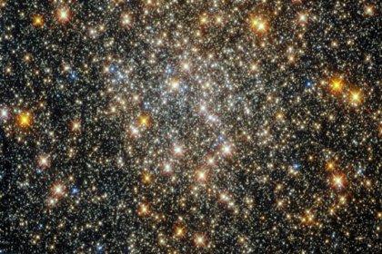 Samanyolu'nun kalbindeki küresel yıldız kümesi görüntülendi