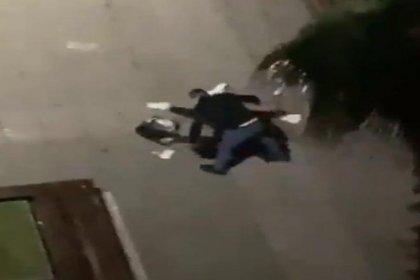 Samsun'da eski eşini döven şahıs gözaltına alındı