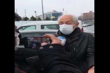 Sanatçı Genco Erkal Cumhurbaşkanına hakaret iddiasıyla ifade verdi